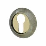 Накладка CYLINDER ET-1AB/GP-7 бронза/золото