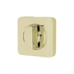 Ручка поворотная WC-BOLT BK6/SQ-21GP-2 золото