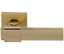 Ручка дверная Twist KM SG-GP